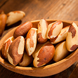 how to eat brazil nuts