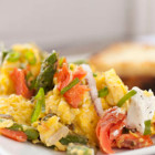 Foods To Gain Weight: High Protein Egg Scrambler