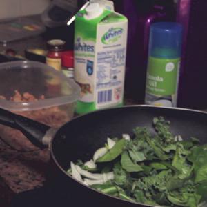 how to make a breakfast scrambler