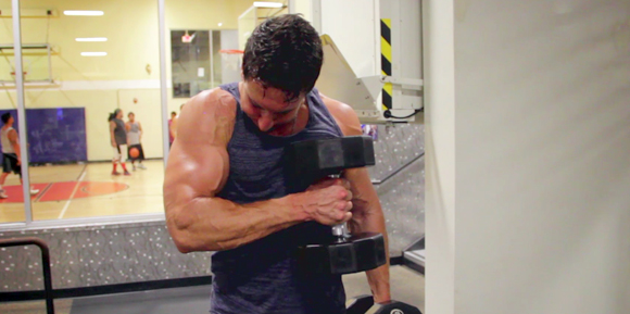 how to get bigger arms in 5 days