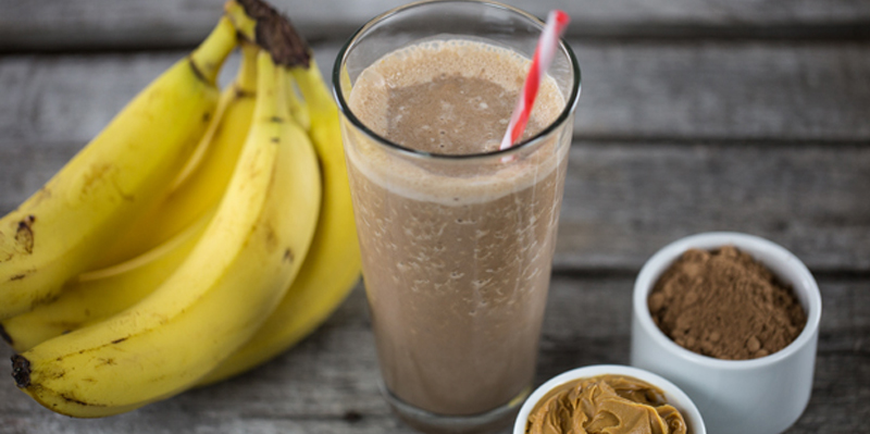 Muscle Milk Protein Smoothie
